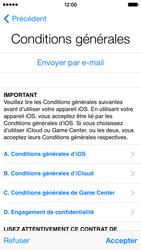 Apple iPhone 5 - Premiers pas - Créer un compte - Étape 32