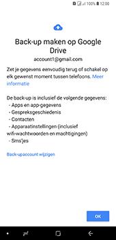 Samsung Galaxy A9 (2018) - toestel resetten - back-up maken met jouw account - stap 12