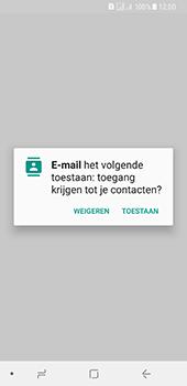 Samsung Galaxy A8 (2018) (SM-A530F) - E-mail - Account instellen (IMAP zonder SMTP-verificatie) - Stap 5