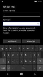 Microsoft Lumia 950 - E-Mail - Konto einrichten (yahoo) - 2 / 2