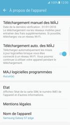 Samsung Galaxy S7 Edge - Logiciels - Installation de mises à jour - Étape 7