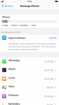 Apple iPhone 6s Plus - iOS 13 - Applications - Comment désinstaller une application - Étape 5