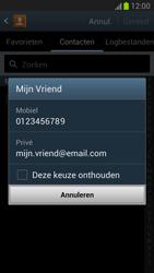 Samsung N7100 Galaxy Note II - MMS - Afbeeldingen verzenden - Stap 5