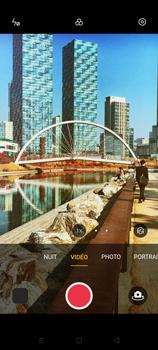 Oppo A72 - Photos, vidéos, musique - Créer une vidéo - Étape 8