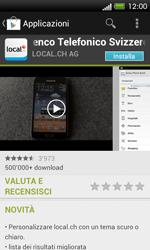 HTC One SV - Applicazioni - Installazione delle applicazioni - Fase 7