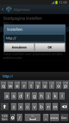 Samsung I9305 Galaxy S III LTE - Internet - Handmatig instellen - Stap 22