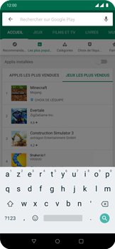 OnePlus 7 Pro - Applications - Télécharger une application - Étape 13