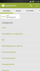 HTC One Mini - Applications - Installation d