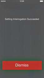 Apple iPhone 5 iOS 7 - Voicemail - Manual configuration - Step 7