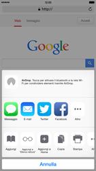 Apple iPhone 6 Plus - iOS 8 - Internet e roaming dati - Uso di Internet - Fase 6