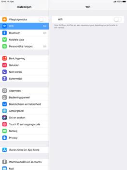 Apple ipad-air-10-5-inch-2019-model-a2123 - WiFi - Handmatig instellen - Stap 4