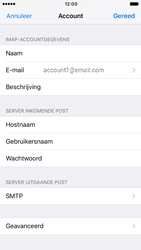 Apple iPhone 6s met iOS 10 (Model A1688) - E-mail - Instellingen KPNMail controleren - Stap 26