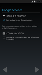 Samsung Galaxy S 5 - Applications - Setting up the application store - Step 13