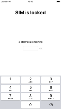 Apple iPhone 8 Plus - iOS 12 - Internet - Manual configuration - Step 14