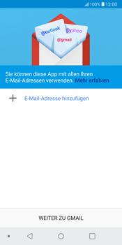LG G6 - Android Oreo - E-Mail - Konto einrichten (gmail) - Schritt 5