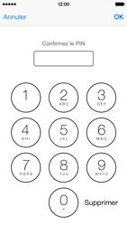 Apple iPhone 5 - Sécuriser votre mobile - Personnaliser le code PIN de votre carte SIM - Étape 11