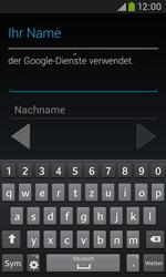 Samsung I9060 Galaxy Grand Neo - Apps - Konto anlegen und einrichten - Schritt 6