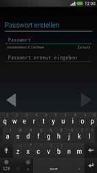 HTC One - Apps - Konto anlegen und einrichten - 10 / 25