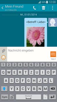 Samsung N910F Galaxy Note 4 - MMS - Erstellen und senden - Schritt 26