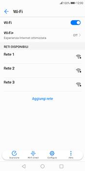 Huawei Mate 10 Pro - WiFi - Configurazione WiFi - Fase 6