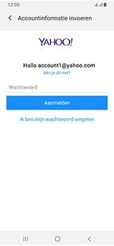 Samsung Galaxy A40 - E-mail - e-mail instellen (yahoo) - Stap 8