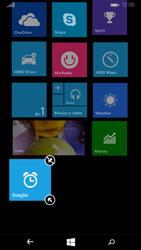 Microsoft Lumia 535 - Operazioni iniziali - Personalizzazione della schermata iniziale - Fase 7