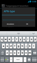 Huawei Ascend Y300 - Internet - Handmatig instellen - Stap 14