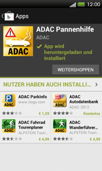 HTC One SV - Apps - Herunterladen - 23 / 25