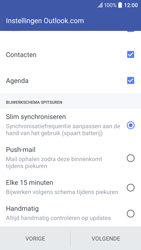 HTC 10 - E-mail - handmatig instellen (outlook) - Stap 9