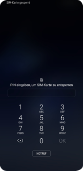 Samsung Galaxy S9 Plus - MMS - Manuelle Konfiguration - Schritt 21