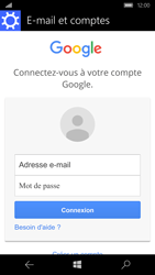 Microsoft Lumia 950 - E-mail - Configuration manuelle (gmail) - Étape 8