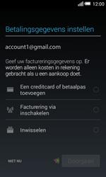 Alcatel POP S3 - apps - account instellen - stap 20