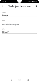 Huawei Mate 20 - Internet - Internetten - Stap 9