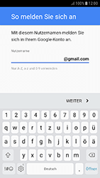 Samsung Galaxy J3 (2017) - Apps - Einrichten des App Stores - Schritt 11