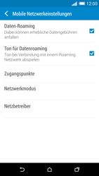 HTC One Mini 2 - Ausland - Im Ausland surfen – Datenroaming - 2 / 2