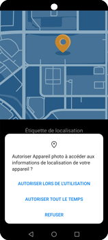 Huawei P Smart 2021 - Photos, vidéos, musique - Créer une vidéo - Étape 5