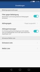 Huawei P8 - Anrufe - Anrufe blockieren - Schritt 6