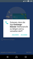 Sony Xperia XZ - E-Mail - Konto einrichten (outlook) - 10 / 18