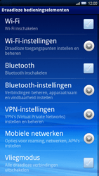 Sony Ericsson Xperia X10 - bluetooth - aanzetten - stap 5