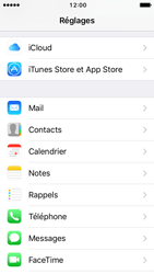 Apple iPhone SE iOS 10 - E-mail - 032a. Email wizard - Gmail - Étape 3