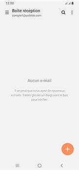 Samsung Galaxy A40 - E-mails - Ajouter ou modifier votre compte Outlook - Étape 5