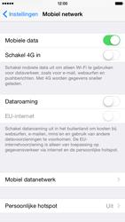 Apple iPhone 6 iOS 8 - Internet - Internet gebruiken in het buitenland - Stap 6