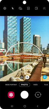 Samsung Galaxy A71 - Photos, vidéos, musique - Créer une vidéo - Étape 5