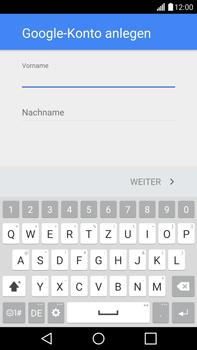 LG G4 - Apps - Konto anlegen und einrichten - 1 / 1