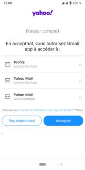 Crosscall Core X4 - E-mails - Ajouter ou modifier votre compte Yahoo - Étape 10