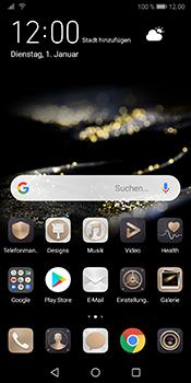 Huawei Mate 10 Pro - Android Pie - WiFi - WiFi Calling aktivieren - Schritt 3