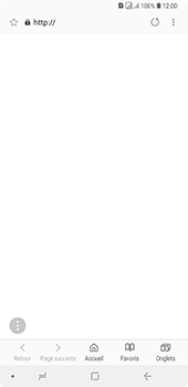 Samsung Galaxy A7 2018 - Internet et connexion - Naviguer sur internet - Étape 18