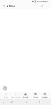 Samsung Galaxy A7 (2018) - Internet - navigation sur Internet - Étape 17
