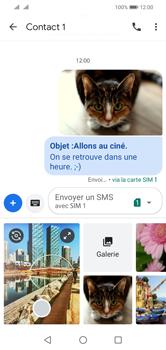 Huawei Y5 (2019) - MMS - envoi d'images - Étape 20