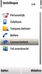 Nokia 5230 - netwerk en bereik - gebruik in binnen- en buitenland - stap 4